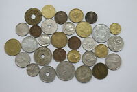 OLD WORLD COINS USEFUL LOT B20 XE22
