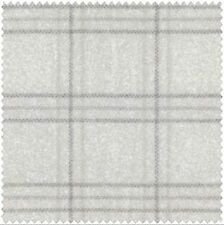 Shadow Play  Woolies - Flannel - Silver Large Plaid F18121-K