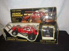 Vintage Radio Control BEACH COMBER rc car complete works great excellent shape