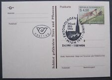 Postkarte Steirischischer Fanghaft mit Ersttag Sonderstempel