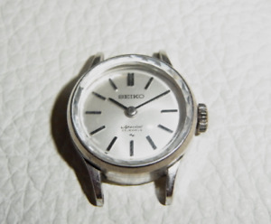 Seiko Special 1140-0060 Kameido Women's WGF 23 stone hand winding Gold plated197