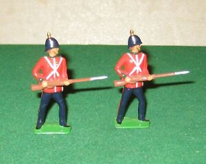 Britains 8815 Sherwood Foresters 'At Ready' (Special Edition)
