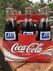 1853-2003 University of Florida Coca-Cola Collectibles 6 full 8 oz bottle