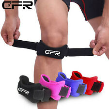 Adjustable Knee Support Brace Patella Strap Fastener Padded For Sports Running