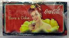 COMPLETE SET OF 72 TRADING CARDS COCA COLA 1996 COLLECT A CARD MINT (83)