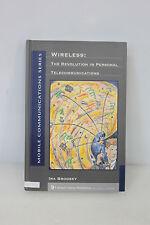 WIRELESS REVOLUTION IN PERSONAL TELECOMMUNICATION  BRODSKY HARDCOVER(S8-2-48E)