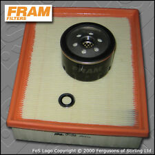 KIT di servizio RENAULT LAGUNA II 2.0 16V IDE FRAM OLIO FILTRI ARIA (2001-2007)