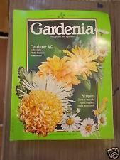 """""""GARDENIA"""" RIVISTA MENSILE n°43 NOVEMBRE 1987"""