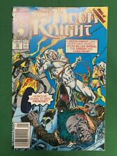 Marvel Comics Marc Spector: Moon Knight #10 Acts Of Vengeance High Grade
