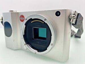 Leica T Typ 701 | 16MP Digitalkamera √ Nur Gehäuse √ Body Foto Kamera Camera Cam