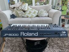 Roland JP-8000 Analogue Modelling Keyboard Synthesiser - Used