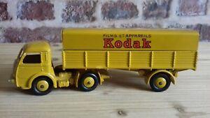 Rare DINKY Tracteur Panhard Kodak 32AJ/2 Export