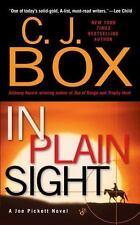 In Plain Sight (A Joe Pickett Novel) by Box, C. J.