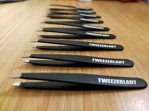 Tweezers Professional Eyebrow Tweezers Hair Beauty Slanted Tweezer