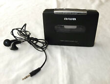 AIWA HS-PX347 Walkman mit Philips Kopfhörer Voll Funktionsfähig
