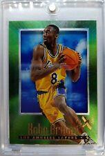 1996-97 Ex-2000 #30 Kobe Bryant Rookie RC, Foil Refractor Like, Sharp, Acetate!