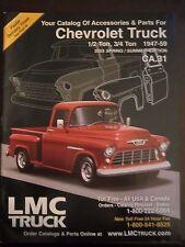 1947 - 1959 Chevrolet Truck Parts Accessories LMC Catalog 2003 Spring Summer (ZZ