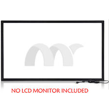 22″ Infrared Multi-touch Screen USB Free Drive Fit Window Android Linux MAC OS X