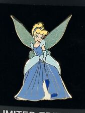 Disney Shopping Pin Halloween Jumbo Tinker Bell as Cinderella Costume LE300