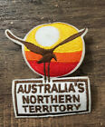 Vintage  Australia's NORTHERN TERRITORY AUSTRALIA PATCH
