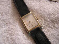 Vintage Lord Elgin Watch 17 Jewels 558