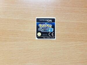 Nintendo DS Pokemon Black 2 Replacement Label Decal Sticker Nintendo Cartridge