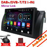 "9""Android 9.0 Autoradio Navi for BMW E53 E39 X5 M5 GPS DAB+WiFi DVR OBD 4G TPMS"