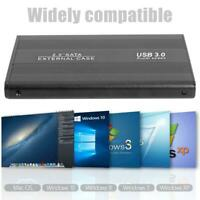 2.5inch USB 3.0 to SATA External Portable 6-Gbps HDD SSD PC Hard Drive Enclosure