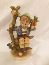 New ListingGoebel Hummel #142/1 Tmk2 6� Boy In Apple Tree Full Bee