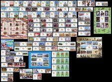 2001 Узбекистан. Независимость. Mi. 298-430 MNH