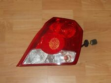 2004 - 2008 Chevy Aveo Hatchback Passenger Side (Right) Taillight Assembly