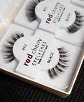 Red Cherry Wimpern #43 künstliches Echthaar perfekter Augenaufschlag