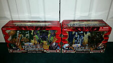 Transformers ROTF Hasbro TRU 2-Pack Back Road Brawl Hoist Mixmaster + Master Of