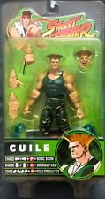 Street Fighter Round / Series 3 Guile P1 Ver. New in Package (SOTA Toys 2005)