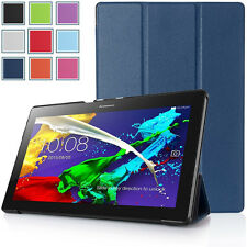 High Quality Slim Smart Cover Case Stand for Lenovo Tab 3 10.1'' TB-X103F Tablet