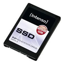 Intenso SSD 256 GB interne Festplatte SATA III 2,5 Zoll PC Notebook Speicher NEU