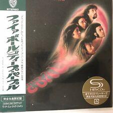 Fireball [Digipak] by Deep Purple (SHM-CD. jp mini LP),2008, WEA WPCR-13111