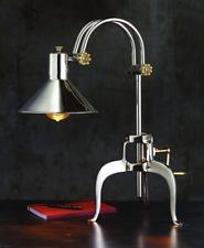Pendulux BERLIN TABLE LAMP Vintage Inspired INDUSTRIAL Nostalgic ALBERT EINSTEIN