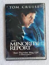 Minority Report Dvd Full Screen Tom Cruise (New/Sealed)