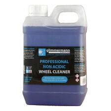 Glimmermann Non Acid Car Alloy Wheel Cleaner Remover Plastic Rims Brake Dust 2L