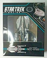 More details for star trek online starships uss avenger ncc-97500 federation model eaglemoss
