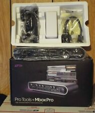 Avid MBox 3 Pro Firewire Audio Interface (still factory sealed never used)