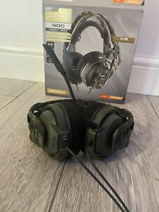 Plantronics RIG 400 Camo Gaming Headset For Xbox, PS4, PC, Nintendo Switch....