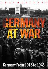 Germany At War From 1918-1945 . Deutschland Krieg 3 DVD