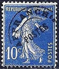 "FRANCE STAMP TIMBRE PREOBLITERE YVERT N° 52 "" TYPE SEMEUSE 10C "" NEUF x TB"