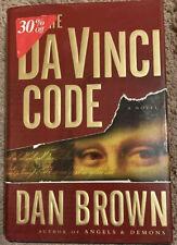 Da Vinci Code (Hardcover) by Dan Brown