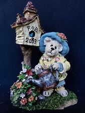 "Boyds Bears Aunt Birdie Berriweather "" A Sprinkle A Day "" - In Original Box"