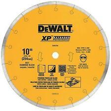 "DEWALT DW4764 10"" x .060"" Premium XP4 Wet Tile Blade"