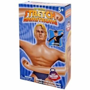 1 Stretch Armstrong Mini Original Stretch Armstrong in Box-  7 Inch figure Retro