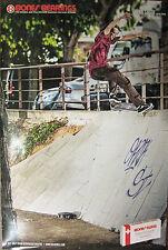 Evan Smith Poster Powell Peralta Bones Skateboard Swiss Bearings Brigade New